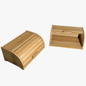kitchinspirations bread box 3D model