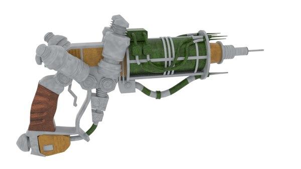 3D model fallout new vegas plasma