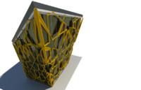 3D model complex adaptive component