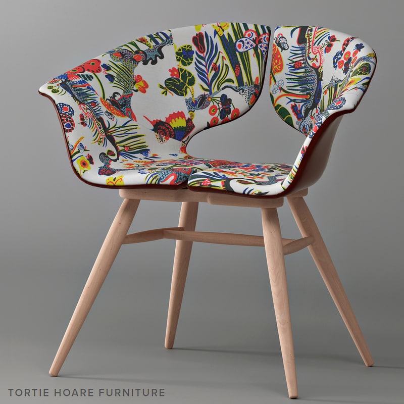 butterfly chair 3D model