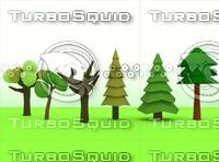 tree pack model