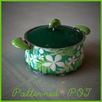 3D pot