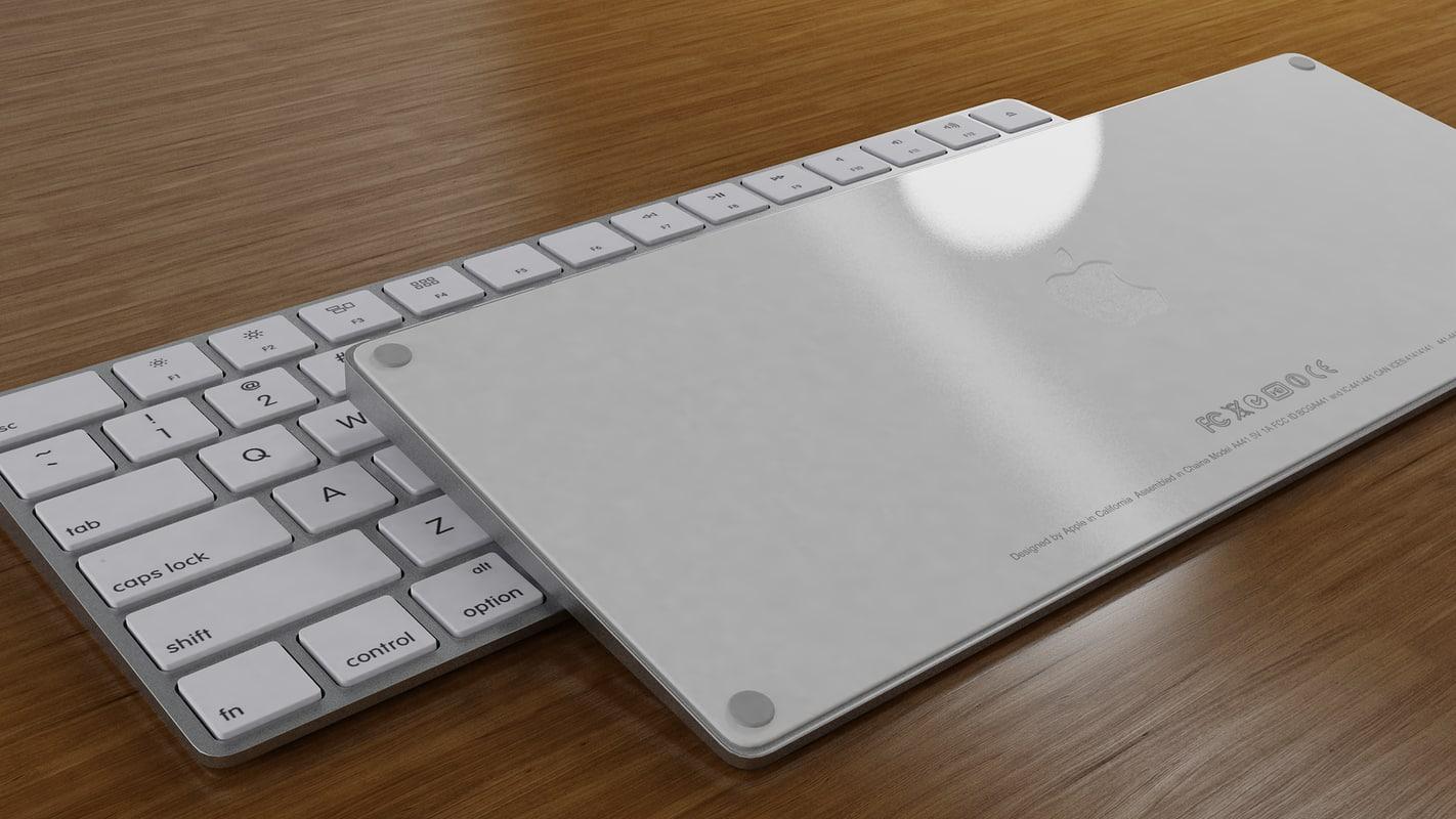 apple magic keyboard model