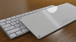 apple magic keyboard model