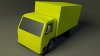 volwo fm9 truck model