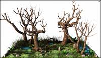 Tetric Death Trees