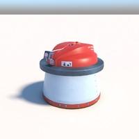 3D lely juno
