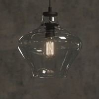 McCarthy Light Glass Pendant 1