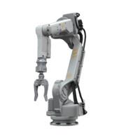 Robot manipulator lowpoly