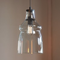 mccarthy light glass pendant model