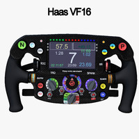 VF16 Steering Wheel