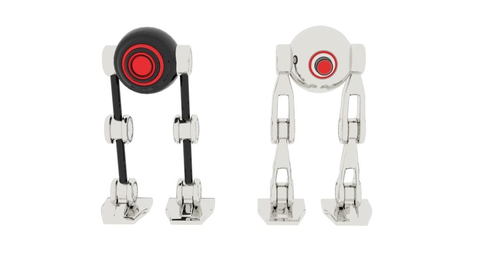 sphererobot bot sphere 3D
