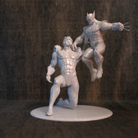 wolverine sabre printer 3D