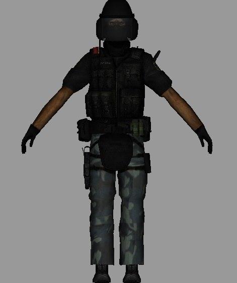 3D spanish g e o model