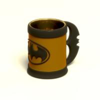 cup batman 3D model