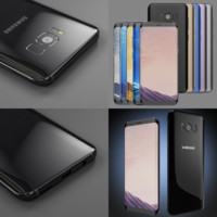 Samsung Galaxy S8 and S8 Plus All available colors