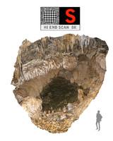 3D cave scan 16k