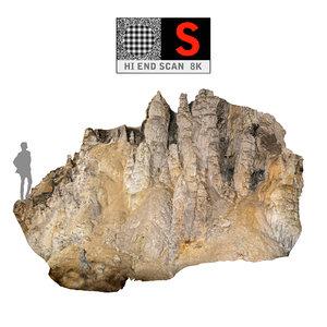 3D cave scan 16k model