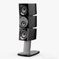 3D lcr stand focal jmlab model