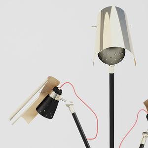 3D lamp design