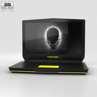 dell alienware 15 3D