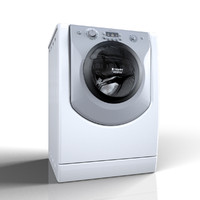 hotpoint ariston aqualtis 3D
