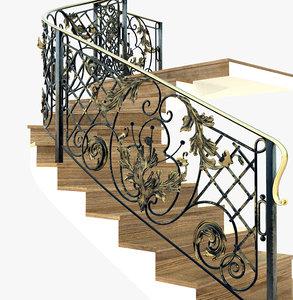 3D interior classical