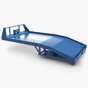 3D model wrecker frame
