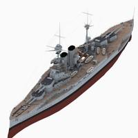 Battleship Queen Elizabeth Class