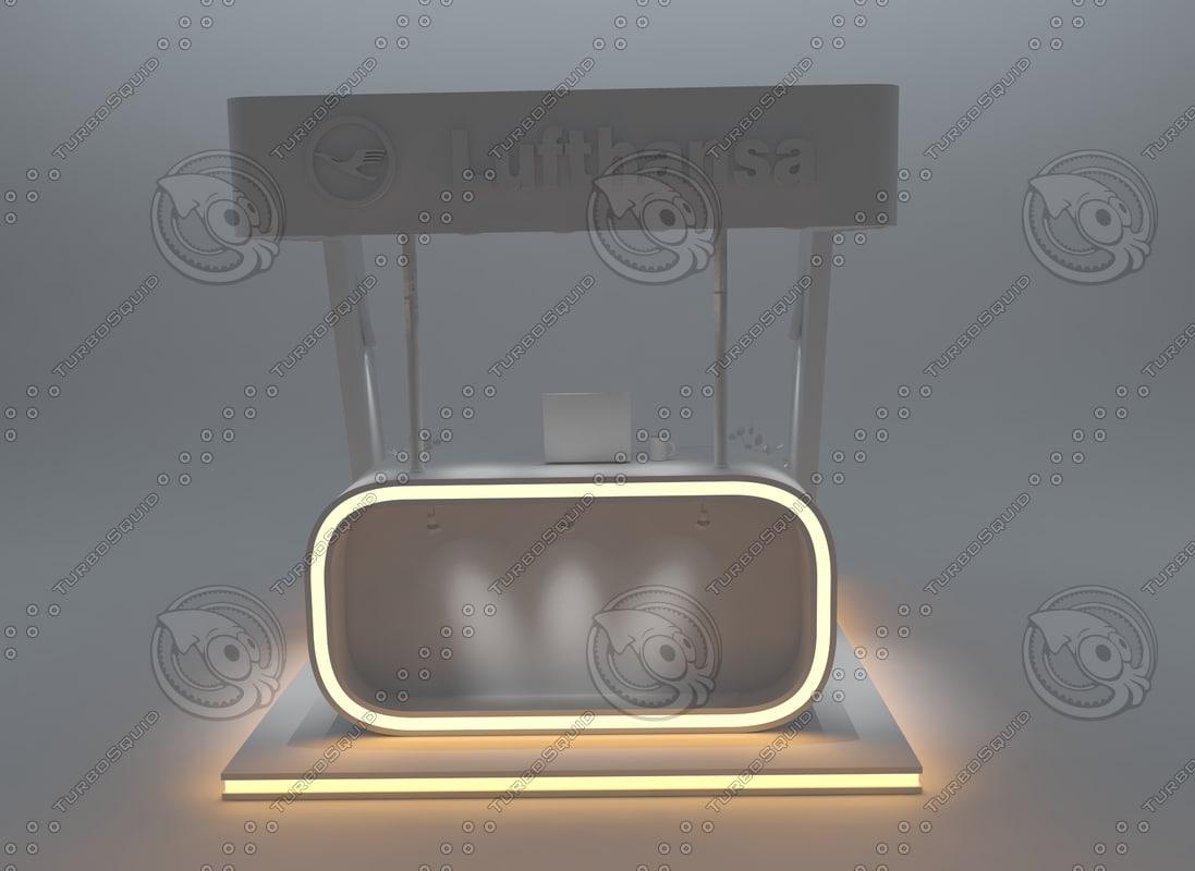 3D kiosk airway