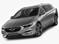 Opel - Vauxhall Insignia Sports Tourer - Holden Commodore 2018