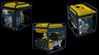 generator 3D