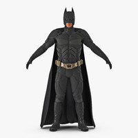 batman bat 3D