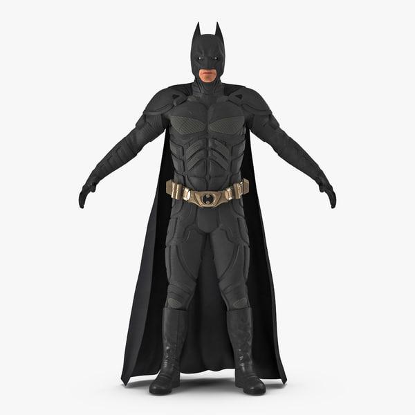 batman bat 3D