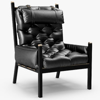 bonham lounge chair model