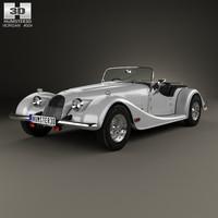 3D car 8 model