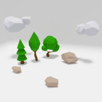 Low Poly Collection