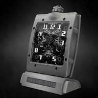 3D richard mille pocket watch