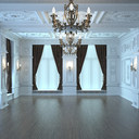 ballroom 3D models