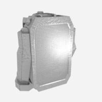 3D jetpack