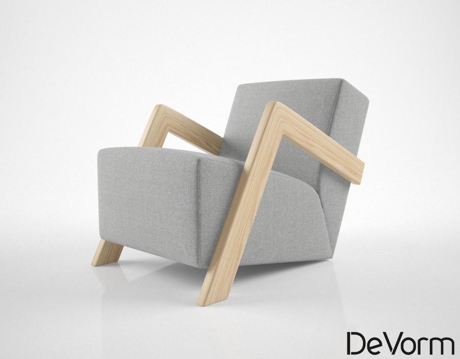 devorm daddy s chair model