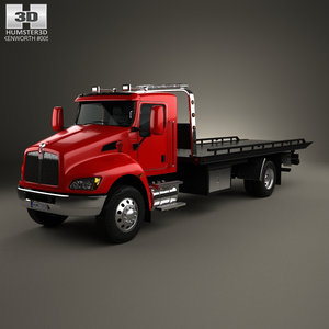 3D t370 tow 2009