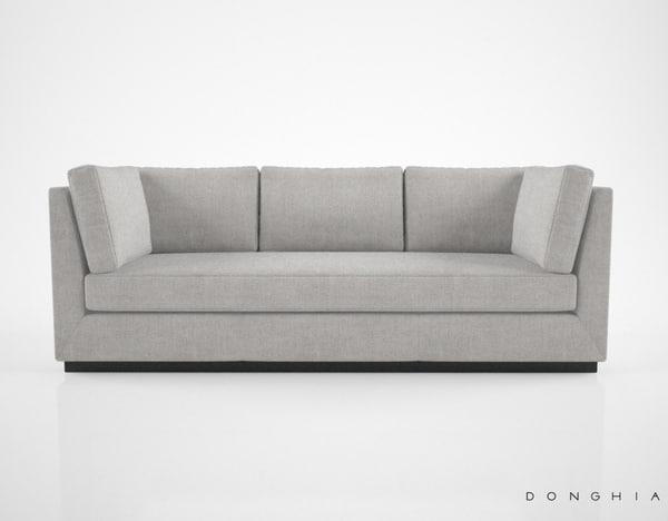 donghia fifth avenue sofa model