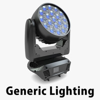 Generic Sports Lighting 002
