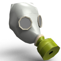 Gas Mask (GP-5)