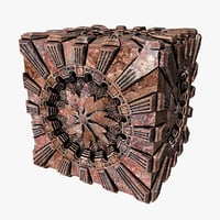 Rosette Cube