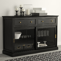 3D decor sideboard basic unit