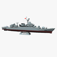 Type 053H3 Jiangwei Frigate