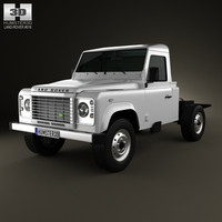 land rover defender model