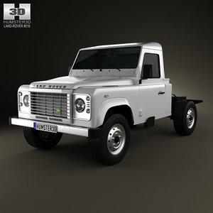 land rover defender model